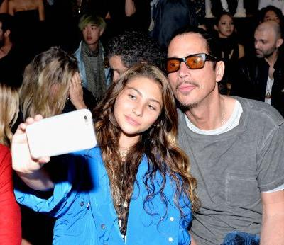 "Chris Cornell's Daughter Shares Unreleased Duet With Him ""Nothing Compares 2 U"""