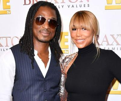Tamar Braxton pays tribute to boyfriend for 'saving my life'