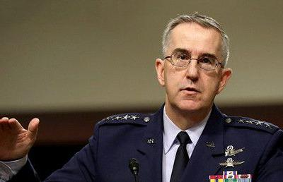 General in charge of US nukes says he can defy an 'illegal' strike order from Trump