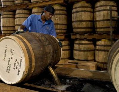Inside the world's best rum distillery in Barbados