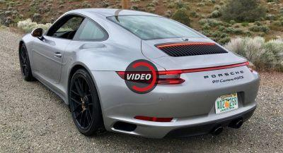 Matt Farah Finds 2017 Porsche 911 Carrera 4 GTS More Composed Than The 997 Turbo S