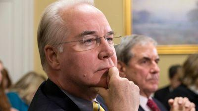 5 Things To Listen For At The Hearing With Trump's HHS Nominee