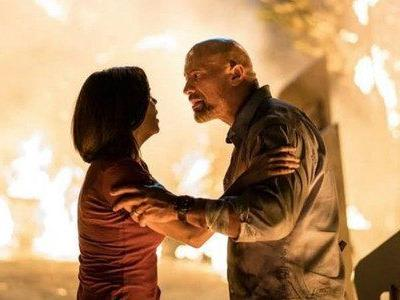 'Skyscraper' Review: Dwayne Johnson Charms in a Decent 'Die Hard' Riff