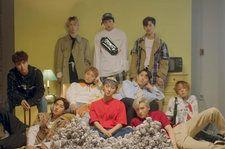 Pentagon Earn First Top 10 on World Digital Song Sales Chart With 'Shine'