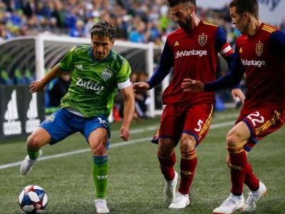 Nicolas Lodeiro's lone goal gives Seattle Sounders win over Real Salt Lake