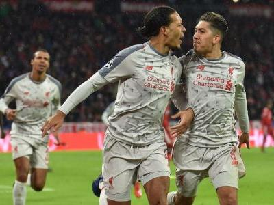 Liverpool eliminate Bayern in Munich, advance in Champions League