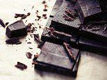 Eating chocolate may prevent a heart attack