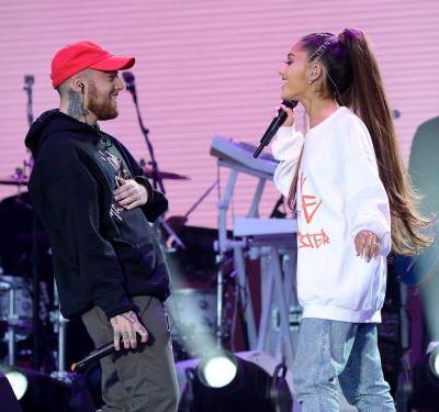 Mac Miller's producer said he 'believes' Ariana Grande's vocals are included on the rapper's posthumous album, and fans are super emotional