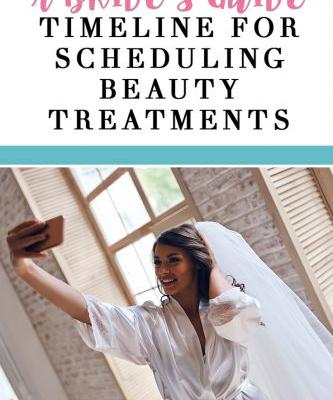 Bridal Beauty and Health: How to Prep for Your Wedding
