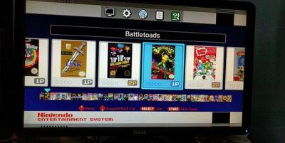 Hackers successfully add games to the NES Classic Edition