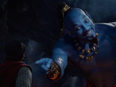 Will Smith's Blue Genie in Aladdin: The Internet's Best Reactions