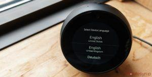 Amazon's Echo Spot now available in Canada for $169