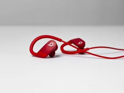 The Powerbeats are the latest workout-friendly headphones from Beats
