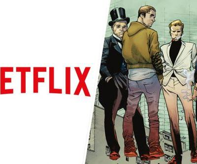 Netflix Gets Into Comics With 'The Magic Order' From 'Kingsman' Scribe Mark Millar