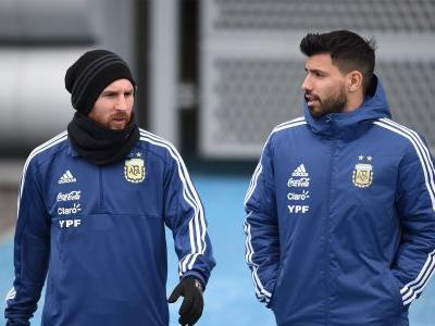 Higuain, Aguero or Icardi? Messi's strike partner options for World Cup 2018