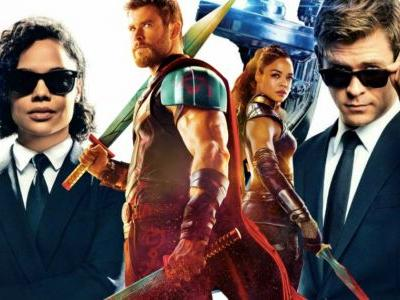 Men In Black: International Gets Hyped Up as Thor 4 by Ragnarok Director