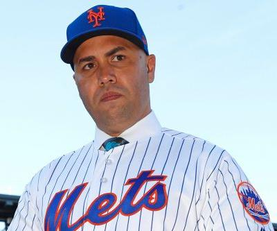 Carlos Beltran steps down as Mets manager amid Astros cheating scandal