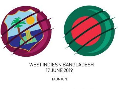 West Indies vs Bangladesh live stream: how to watch today's Cricket World Cup 2019 from anywhere