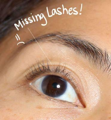 Missing in Action: Lost Lashes!