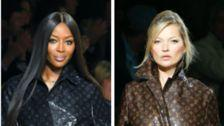 Kate Moss And Naomi Campbell Return To The Runway Together For A Special Reason