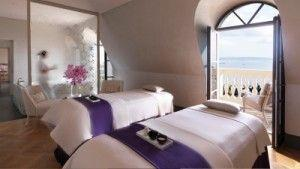 St. Valentine's Day in Jaleh Spa at Four Seasons Hotel Baku is a symphony of relaxation
