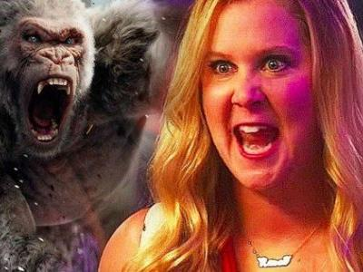 Can Rampage Hold Back Amy Schumer at the Weekend Box Office?
