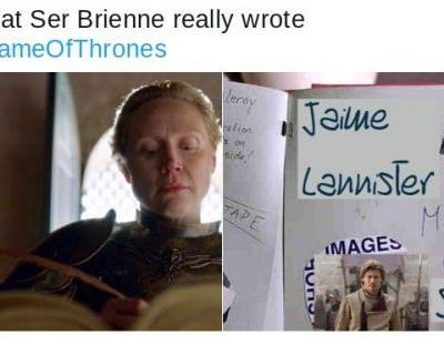 Game of Thrones x Mean Girls: 10 Best Brienne Burn Book Memes The Internet Has Given Us