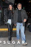 Is Chivalry Dead? Not According to George and Amal Clooney's NYC Date Night