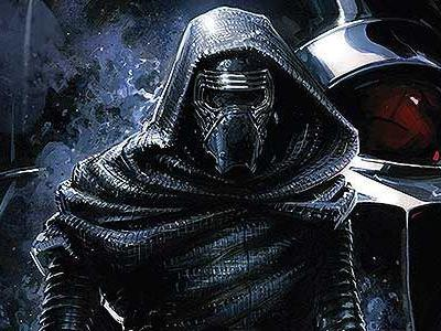 Star Wars Bits: A Preview of 'Star Wars: The Rise of Kylo Ren 1', Deaf Actor Troy Kotsur in 'The Mandalorian', Rian Johnson on Writing 'The Last Jedi', Porsche's Women of Lucasfilm Panel, and More!