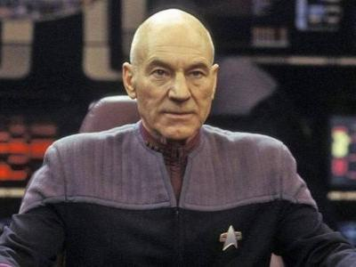 Star Trek: Picard Is Official Title of Patrick Stewart's Spinoff, First Look Image Revealed