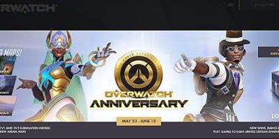 Overwatch Anniversary Event Guide