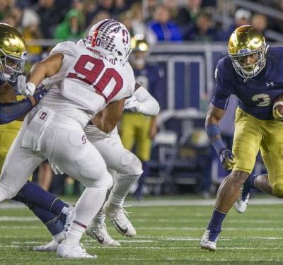 Notebook: Clemson aftermath inspires Notre Dame spring shifts of Avery Davis, others