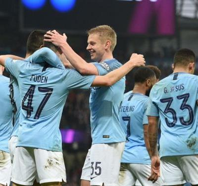 LIVE: Manchester City vs Rotherham United