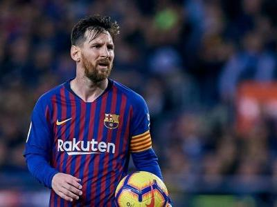 Messi 8/10 in return but Barca shocked by Betis