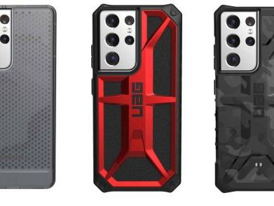 UAG Has The Cases You Need For Your Samsung Galaxy S21 Series Phone
