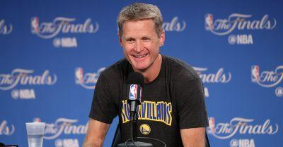 Steve Kerr Expects to Coach For 'Many Years to Come'