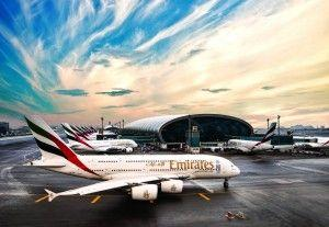Emirates Recognised In Future Travel Experience Airline Passenger Experience Power List 2017