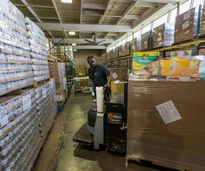 Along the Texas Coast, Food Banks Brace for Post-Harvey Need