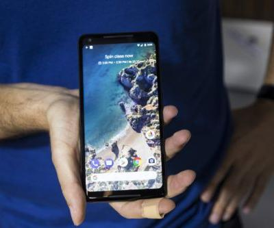 Hands-on with Google's Pixel 2 XL