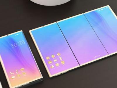 Samsung Shows Off Foldable Display For Mass Production Next Year