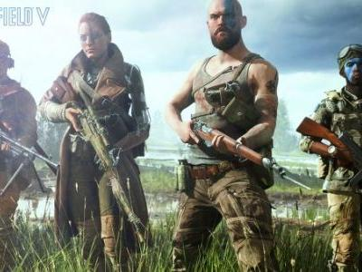 Combined Arms is Battlefield 5's four-player co-op mode