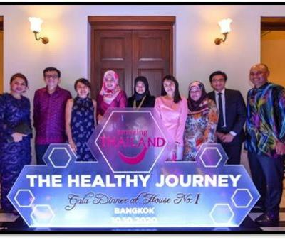 "TAT launches ""Amazing Thailand, The Healthy Journey"" campaign"