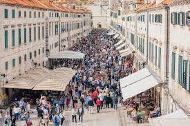 19.7 million tourists visited Croatia in 2018, marking a record