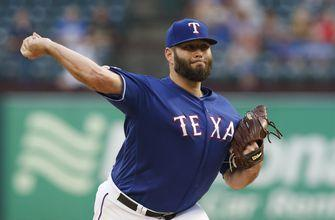 Lynn gives up One Run in 5-3 Rangers loss to Rays