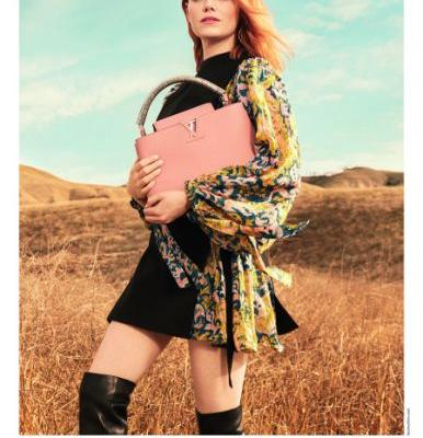 Emma Stone announced as the new face of Louis Vuitton