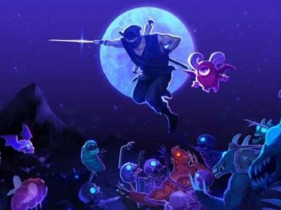 The Messenger is bringing its ninja rap to PS4 on March 19