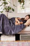 Urban Outfitters Is Selling a $139 Weighted Blanket, and You Can Bet It's on Our Wish List