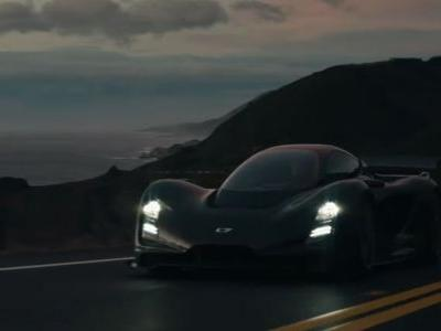 The Czinger 21C Is A Hybrid Hypercar With 'Inline' Seating