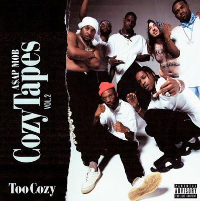 ASAP Mob release new mixtape Cozy Tapes Vol. 2: Too Cozy: Stream/download