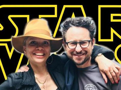 Star Wars 9 Recruits Black Female Second Unit Director